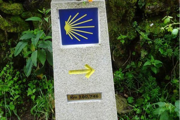 Wandelreis naar Santiago de Compostella