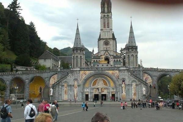 Impressie Lourdes 2015