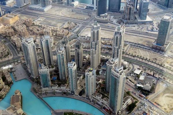 Impressie reis naar Dubai 2016