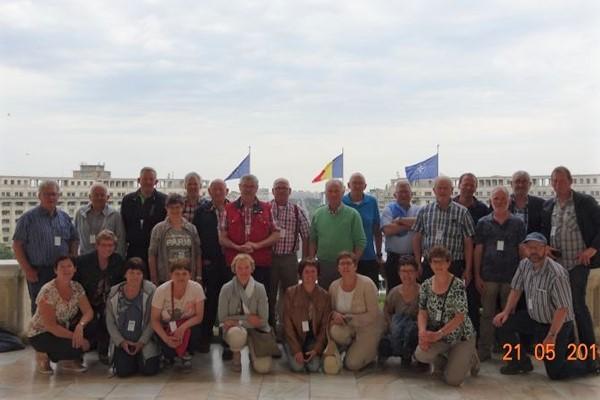 Impressie agrarische reis naar Roemenië