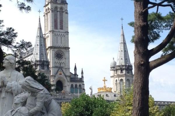 Impressie busreis Lourdes september 2016