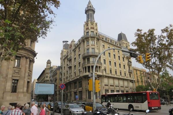 Impressie stedentrip Barcelona oktober 2016