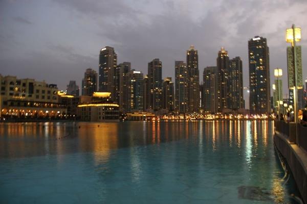 Impressie Dubai en Abu Dhabi 2017