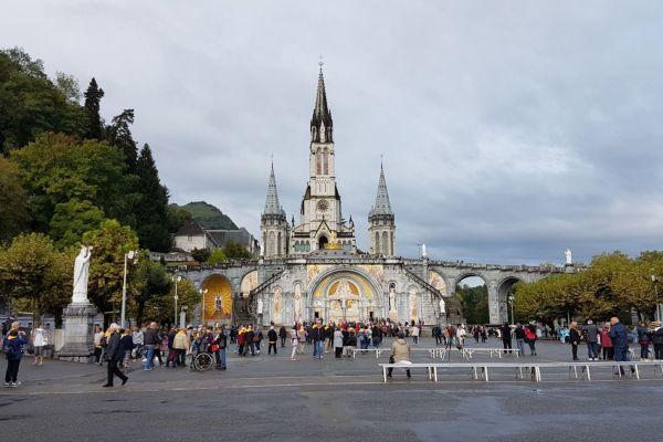 Reis naar Lourdes 2017