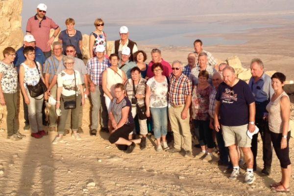 Reis naar Israël november 2017