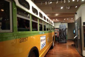 bus rosa parks henri fordmuseum detroit