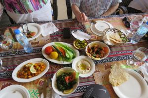 heerlijk arabisch eten