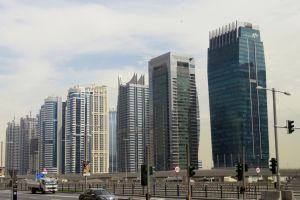 Het nieuwe Dubai