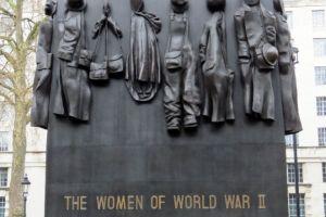 Monument Vrouwen tijdens WOII