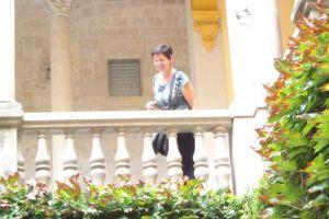 Binnenplaats Plaça del Rei