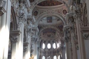Interieur Dom van Passau
