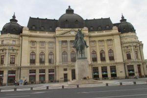 binnenstad Boekarest