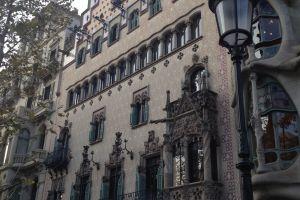 Huis aan de Passeig de Gracia