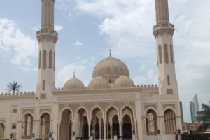 Moskee Dubai