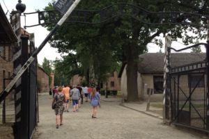 Bezoek Auswitsch en Birkenau