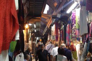De straten van het oude Jeruzalem