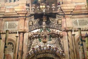 Het graf van Christus