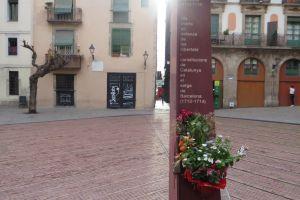 Monument Plaça del Fossar