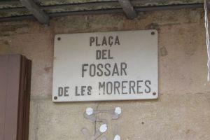 Plaça del Fossar