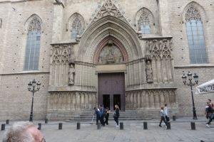 Kerk van Santa Maria del Mar